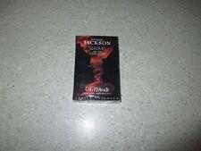 MICHAEL JACKSON Scream / Childhood 1995 Cassette Single NEW RARE Pop Electronic