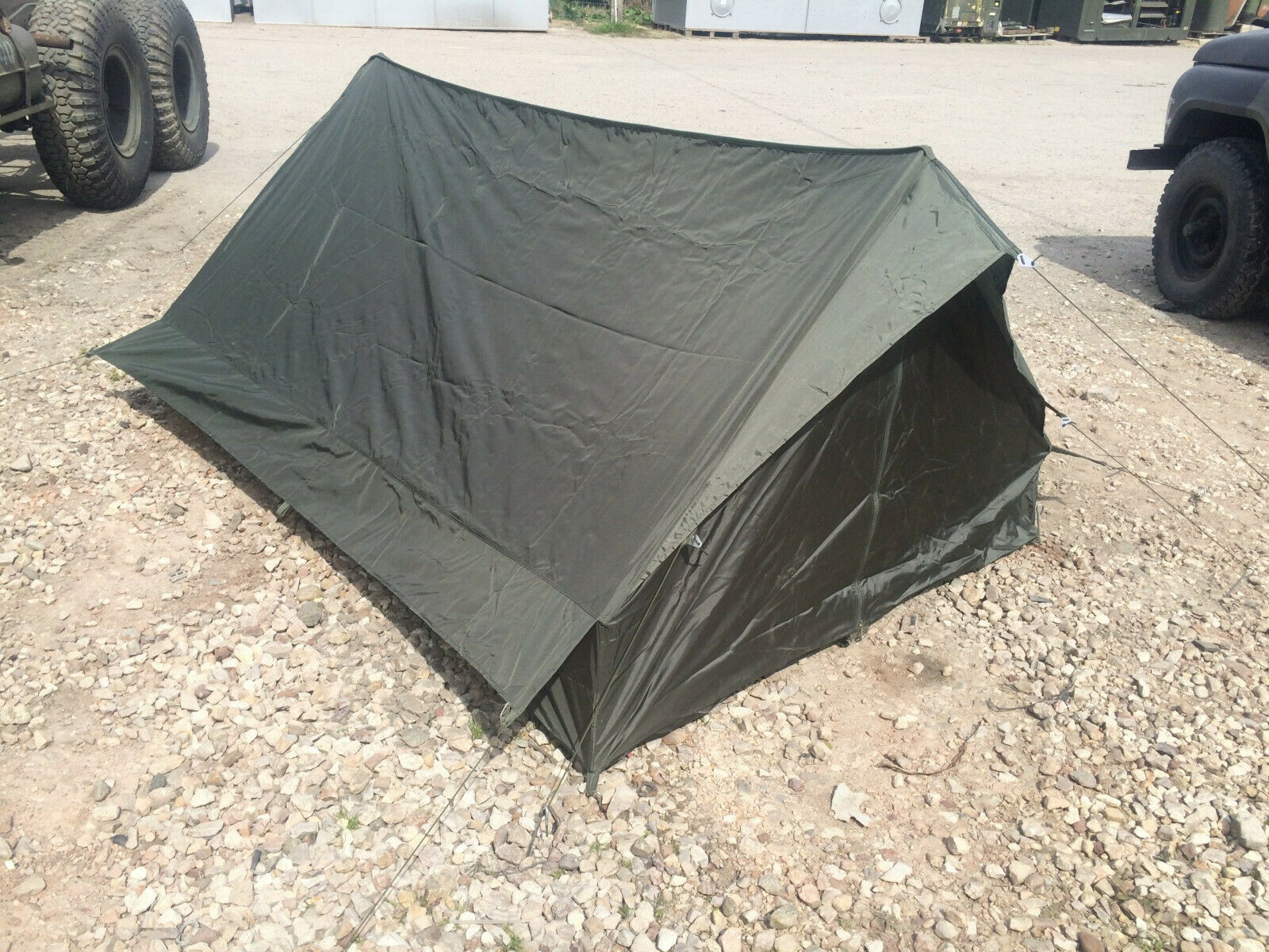 French tent double a new camping tent,outside  military tent 1.5 x 2 m
