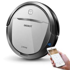 Ecovacs DEEBOT M80 Pro Robot Vacuum Cleaner - Control with Alexa & Smartphone