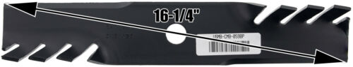 """6 USA Mower Blades® for Exmark® 103-6391-S 103-6396-S 103-6381-S 48/"""" Deck"""
