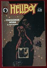Hellboy: Conqueror Worm (2001) #3 - Comic - Mike Mignola - Dark Horse Comics