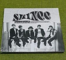 SHINEE The SHINee World 1st Album Version B : CD w/photobooklet shinee replay