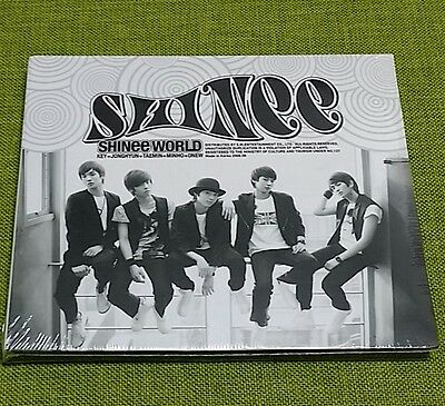 SHINEE The SHINee World 1st Album Version B : CD w/photobooklet shinee replay