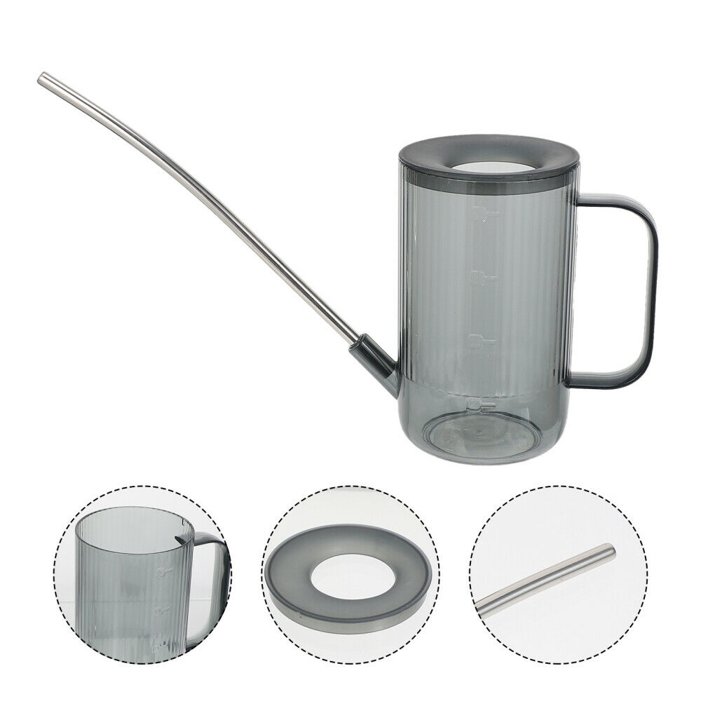 1pc Chic Long Spout Watering Can Gardening Watering Kettle Useful Watering Pot