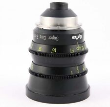 OPTEX 8MM T2 LENS SUPER 16  PL Mount