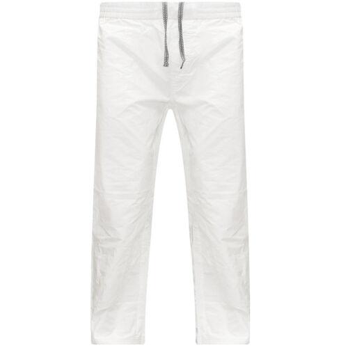 Men/'s Straight Leg Pants Yoga Loose Fit Long Trouser Elastic Waist Cotton Linen