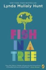 Fish in a Tree by Lynda Mullaly Hunt (2017, Paperback)