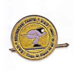 RARE-PINS-PIN-039-S-SPORT-SKI-SKIING-EAD-FRANCE-VITESSE-KM-5B