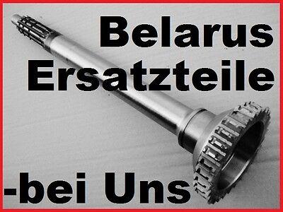 70-4202044 Kronwelle MTS Belarus Ersatzteile Getriebe Zapfwellengetriebe