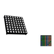 1pcs 5mm 88 8x8 Full Colour Rgb Led Dot Matrix Display Module Common Anode K9