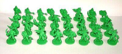 Pirates set of 32 Tehnolog 20 mm plastic soldiers Castlecraft 9th Age Warhammer