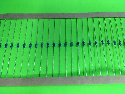 270-110-RC 110 Ohm 1//8 Watt 1/% Metal Film Resistor Lot of 100 Pieces