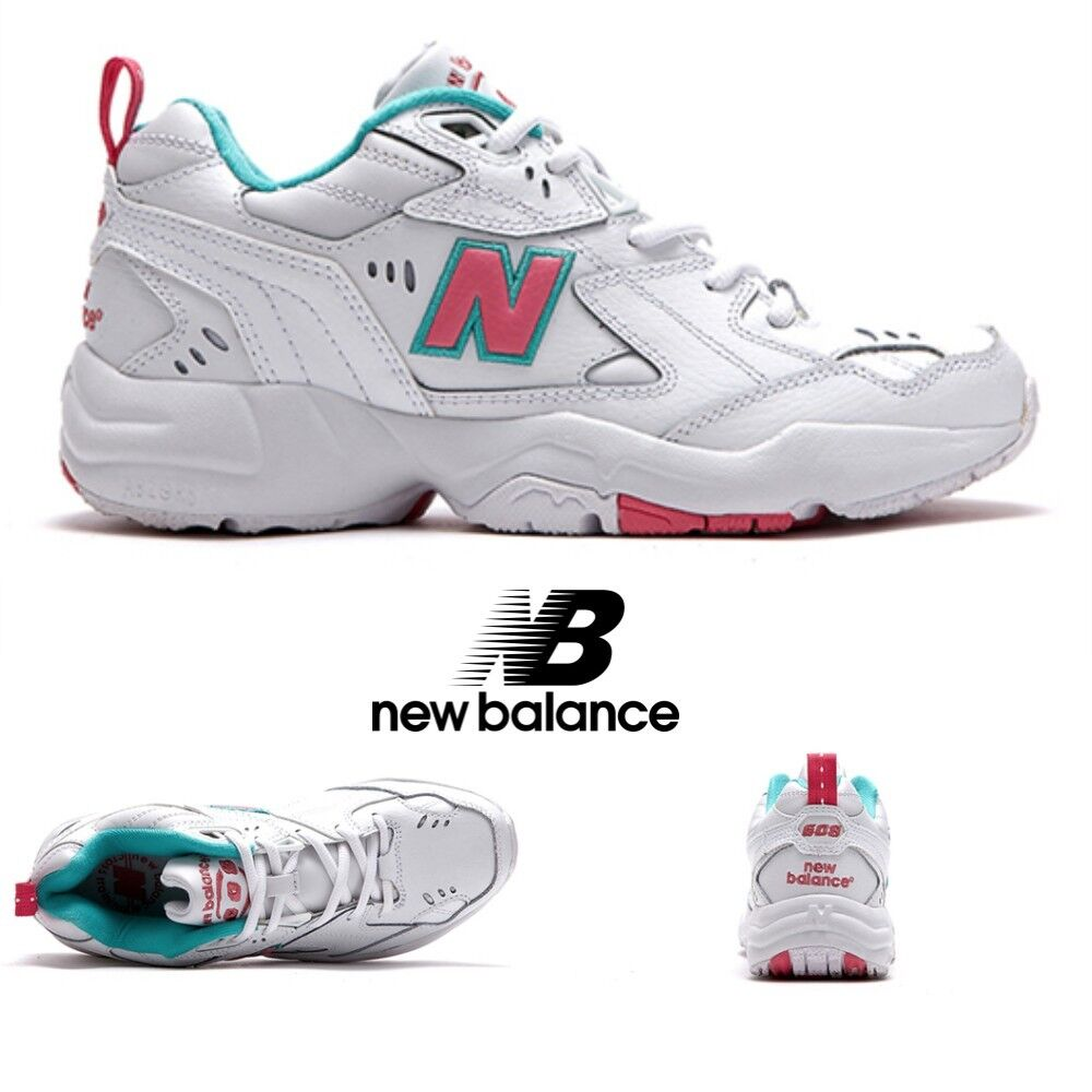 New Balance 608 Women Training Running shoes White WX608WT1 WX608WT1 WX608WT1 Authentic Size 5-13 e322d0
