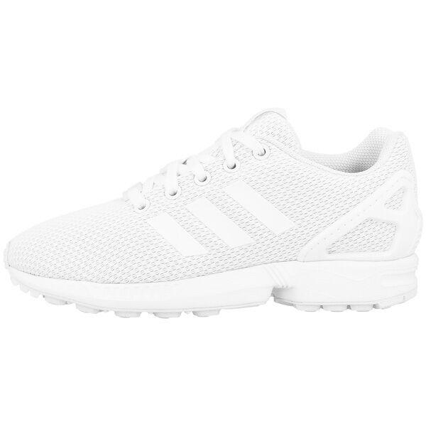 Adidas ZX Flux K zapatos Originals cortos s81421 8000 Blanco Blanco zx700 750 8000 s81421 437a02