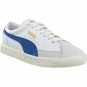 puma basket 90680 lace up mens sneakers shoes casual