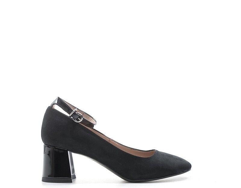 Schuhe PAPILLA Frau NERO  2500CAM-NER