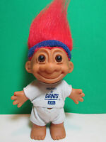 "NEW YORK GIANTS NFL SPORTS TROLL - 5"" Russ Troll Doll"