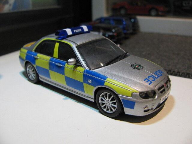 1 43 ROVER 75 MG-ZT UK Police Diecast   wholesape pas cher