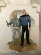 Applause TNG Miniature Figure New Star Trek Collectibles Darmok /& Picard