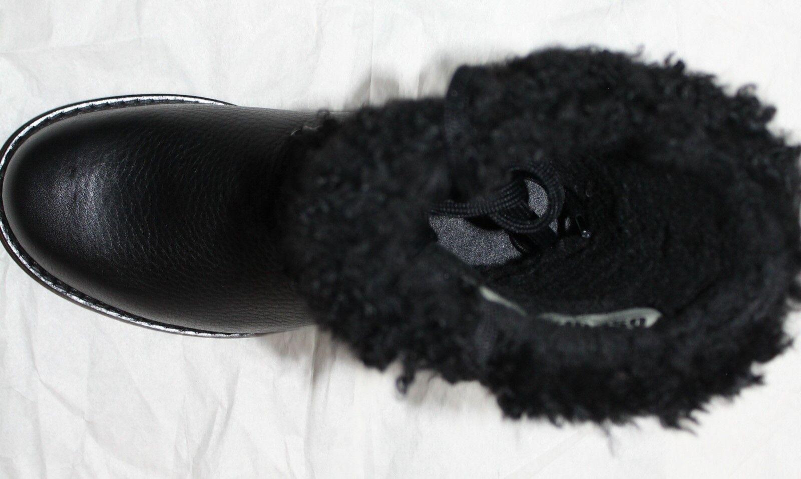 Cielo para mujer Oscar Sport Apres de Cabra Piel en botas Talla 7 hecho a mano en Piel Italia f0f475