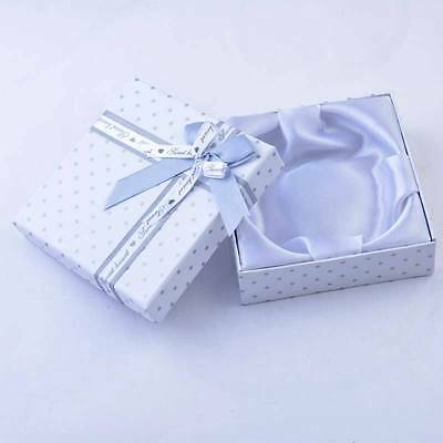 3/6 pcs High Quality Jewellery Gift Boxes Bag Necklace Bracelet Ring Set Small