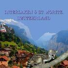Interlaken and St. Moritz, Switzerland by Naira R M (Paperback / softback, 2014)