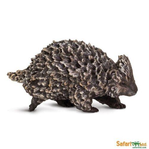 Safari Ltd 229329 Hérisson 8 cm Série Animaux Sauvages Nouveauté 2018