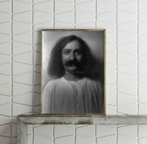 probably-Nov-26-1931-photograph-of-Meher-Baba-Summary-Head-and-shoulders-fac