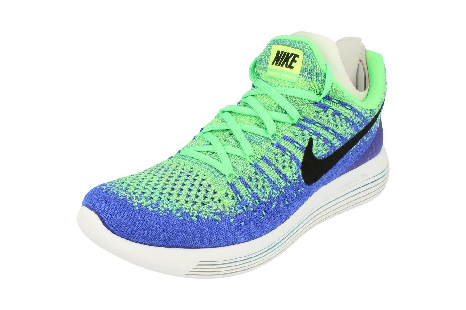 Nike Mens Lunarepic Low Flyknit 2 Mens Nike Running Trainers 863779 Sneakers Shoes 301 5a20d6