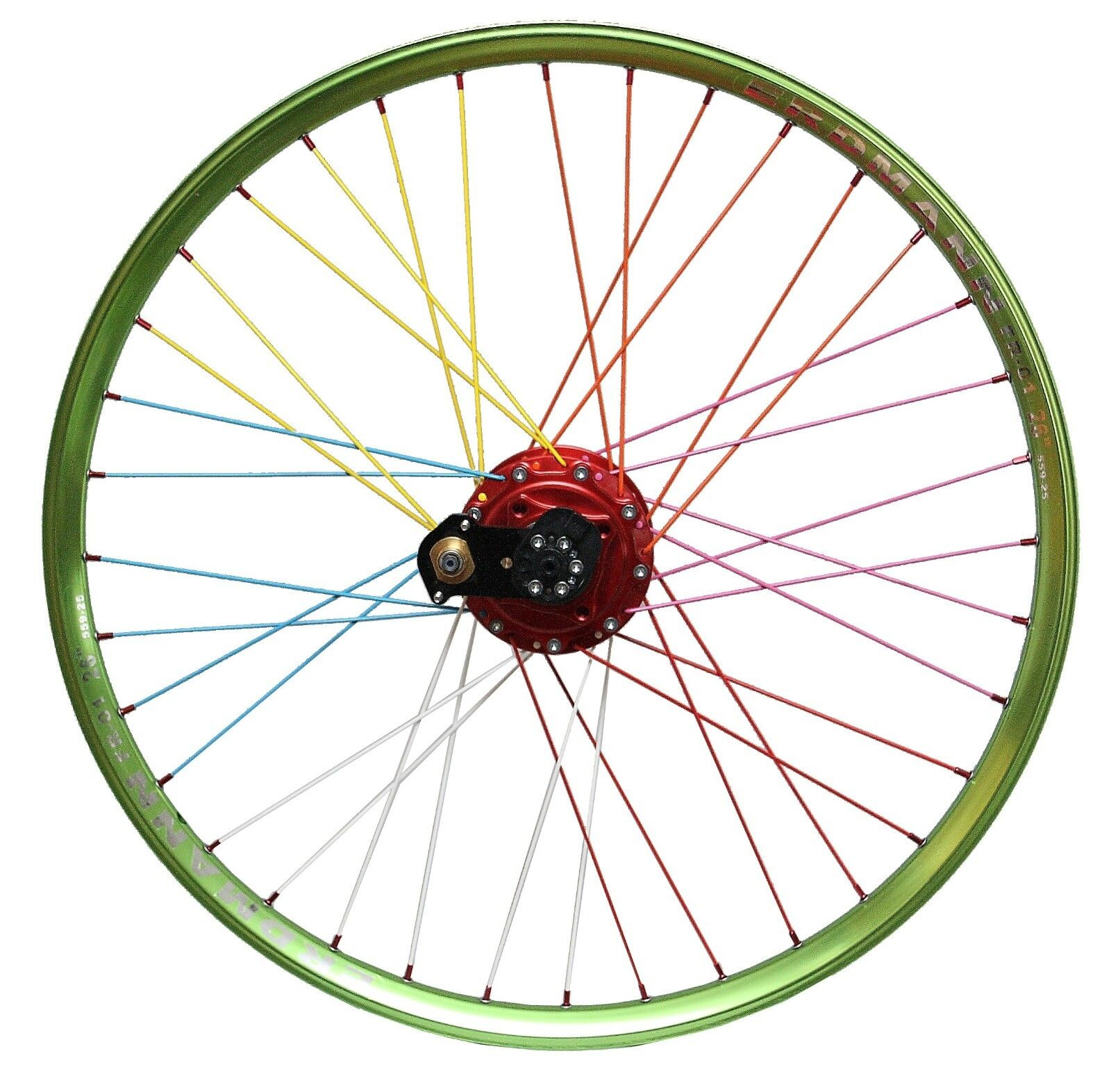 Rohloff Speedhub 8026 CC DB OEM Disc Red 29er OR 26   Various Versions