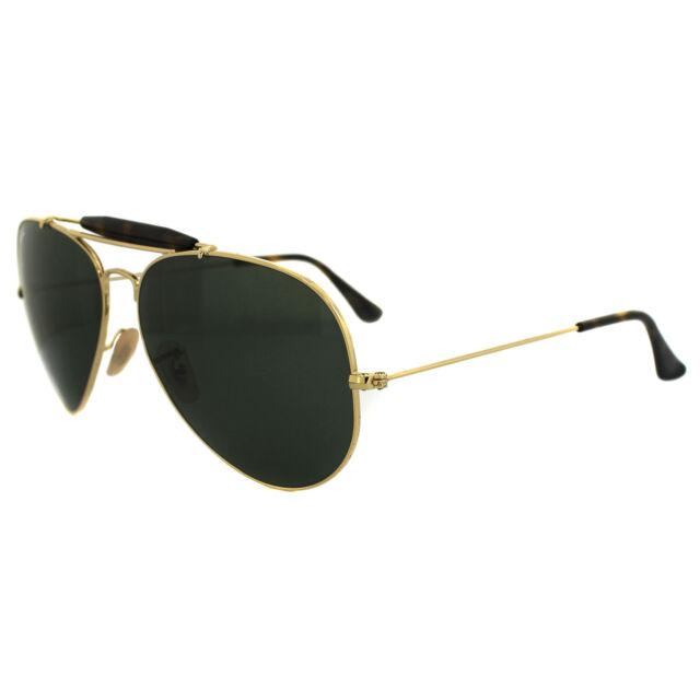 cbe5eabea0797 Ray-Ban Gafas de Sol Outdoorsman Havana 3029 181 Dorado   Havana Verde