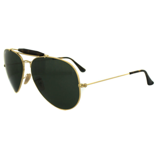21d1aa893067 Sunglasses Original Ray-Ban Aviator Outdoorsman II Rb3029 181 62 for ...