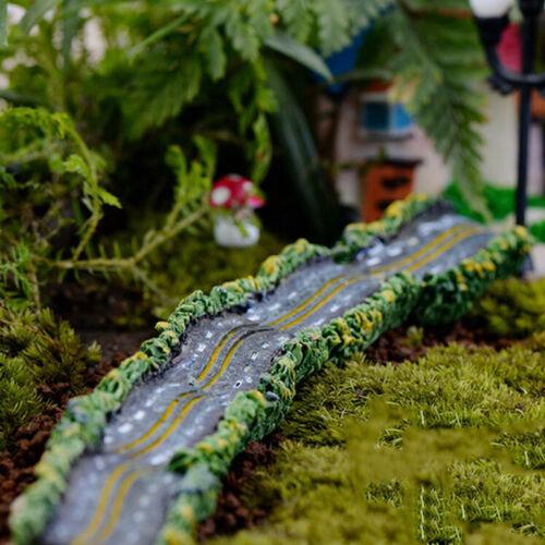 Figürchen Fertigkeit Pflanze Topf Garten Verzierung Miniatur feenhafterGarten WR