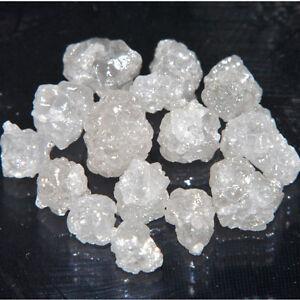 5-15-ct-Loose-2-5-3-5mm-Natural-Real-White-Raw-Uncut-Diamonds-VIDEO-kk703