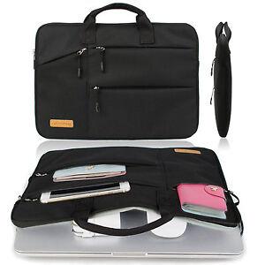 f0db8ec17cde 13 14 15 inch Laptop Case Carry Soft Business Bag HP MacBook Air Pro ...