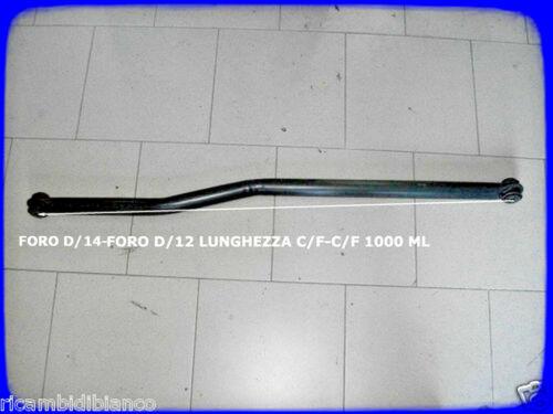 Fiat 131  Supermirafiori Barra Posteriore 4337929