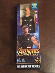 Marvel Avengers Infinity War Titan Hero Series 12 Inch THOR
