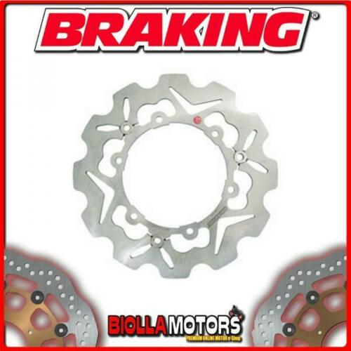 S38020 DISCO FRENO ANTERIORE BRAKING YAMAHA YP MAJESTY 400cc 2005-2013 WAVE SEMI
