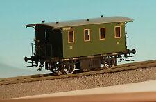 K.Bay.Sts.B. - Personenwagen III-Klasse -  Nr. 20608 - FM - mit OVP  #2043