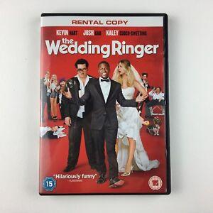 The Wedding Ringer (DVD, 2015) r