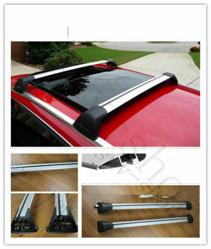 For AUDI Q7 2017 2018 2019 Roof Rack Baggage Luggage Rail