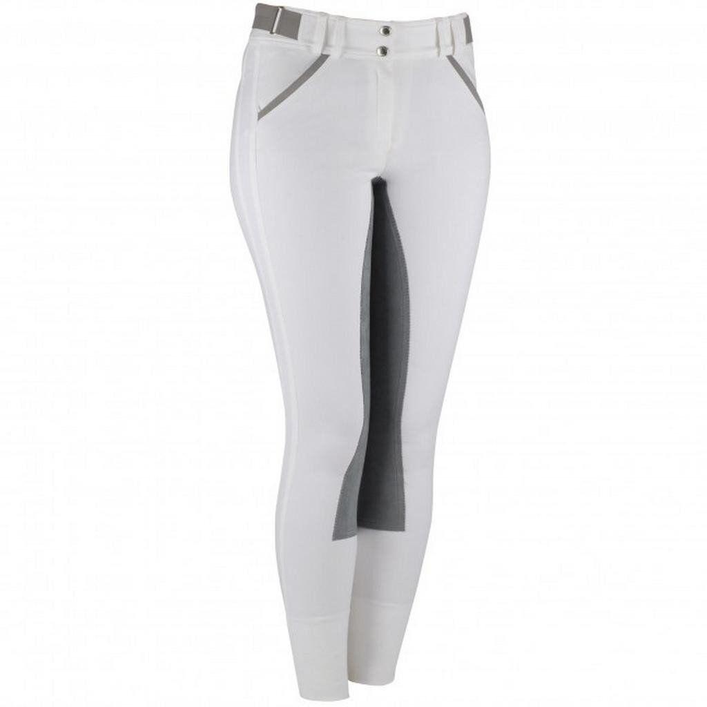 Cavallo Calandra White Grey Breeches