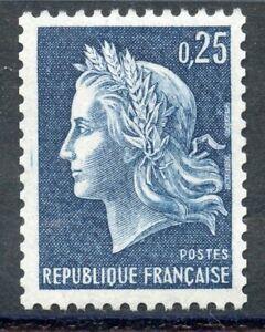 TIMBRE-FRANCE-NEUF-DE-ROULETTE-N-1535-MARIANNE-DE-CHEFFER