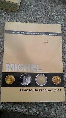 Begeistert Michel Deutschland MÜnzen 2011 Hohe Belastbarkeit