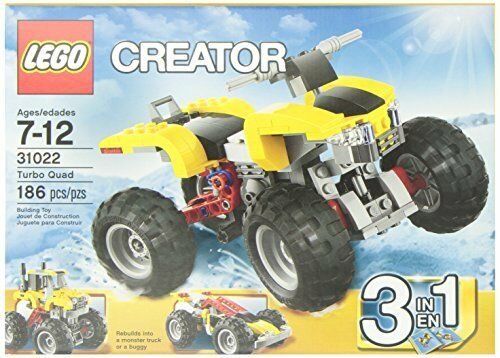 LEGO 6060891 Creator 31022 Turbo Quad