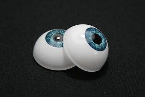 12 mm bjd doll eyes 1 pair green for reborn dollfie msd yosd minifee