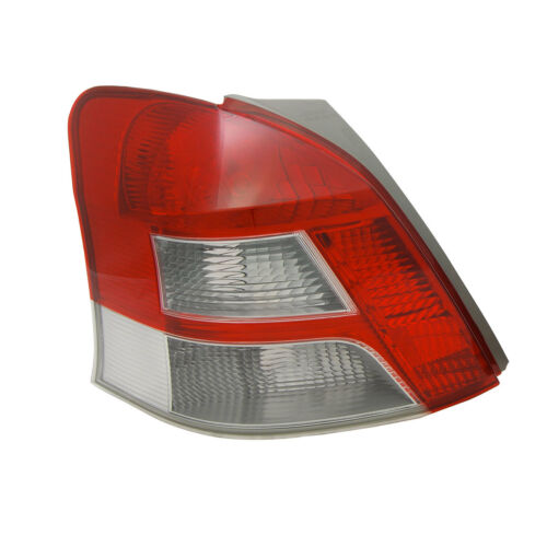 REAR LIGHTS TOYOTA YARIS P9 AFTER 12//2009 WHITE W LED LEFT DRIVER LHD