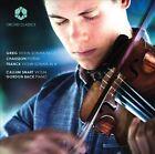 Grieg: Violin Sonata No. 2; Chausson: PoŠme; Franck: Violin Sonata in A (CD, Feb-2014, Orchid Classics)