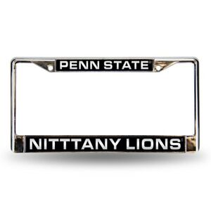 Exterior Accessories Pennsylvania High Quality Chrome METAL License Plate Frame License Plate Covers & Frames