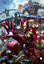 The Avengers Collection Iron Man 41 Van-Go Paint-By-Number Kit